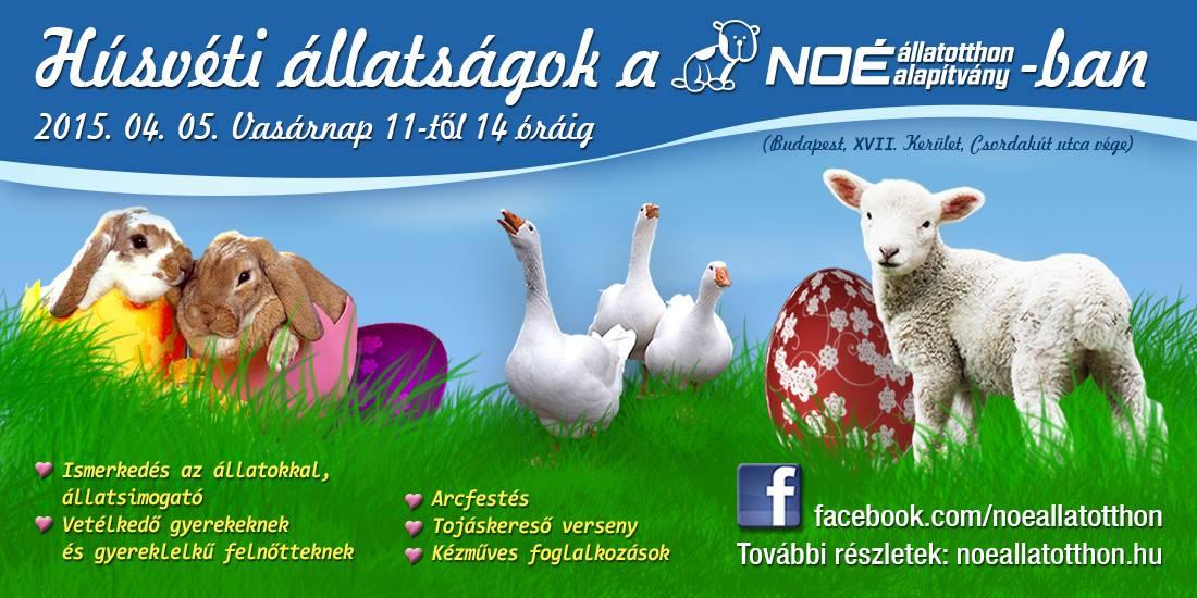 Noé húsvét plakát